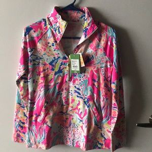 NWT Lilly Pulitzer Popover